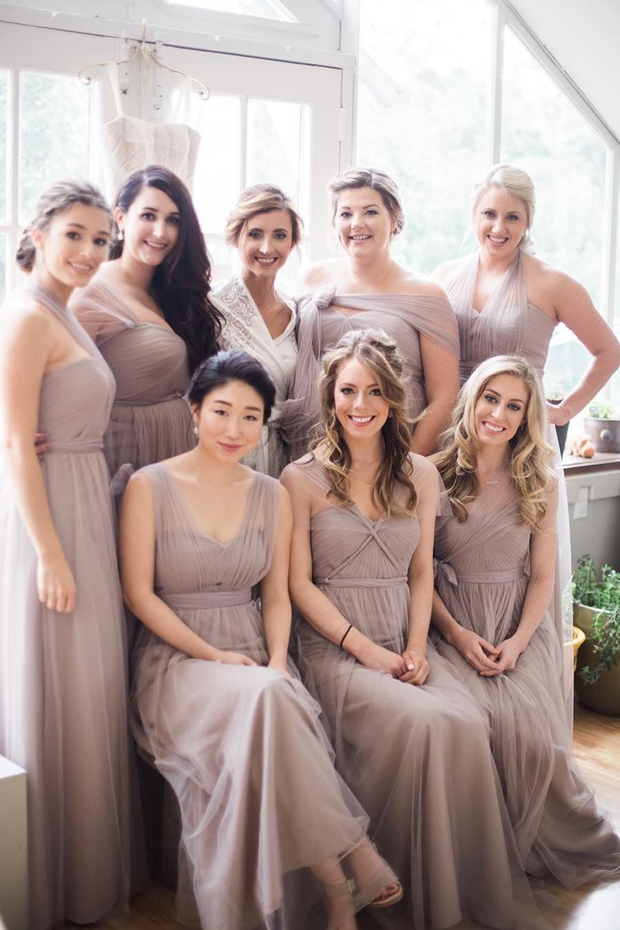 Classic gold and green wedding from sally pinera photography dress