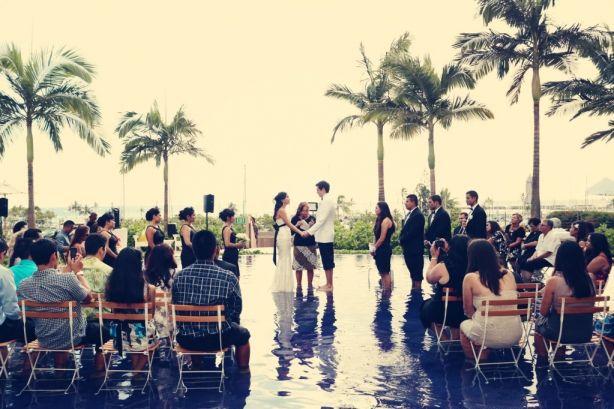 Hawaii Wedding Venues Hotels And Resorts The Modern Honlulu Oahu