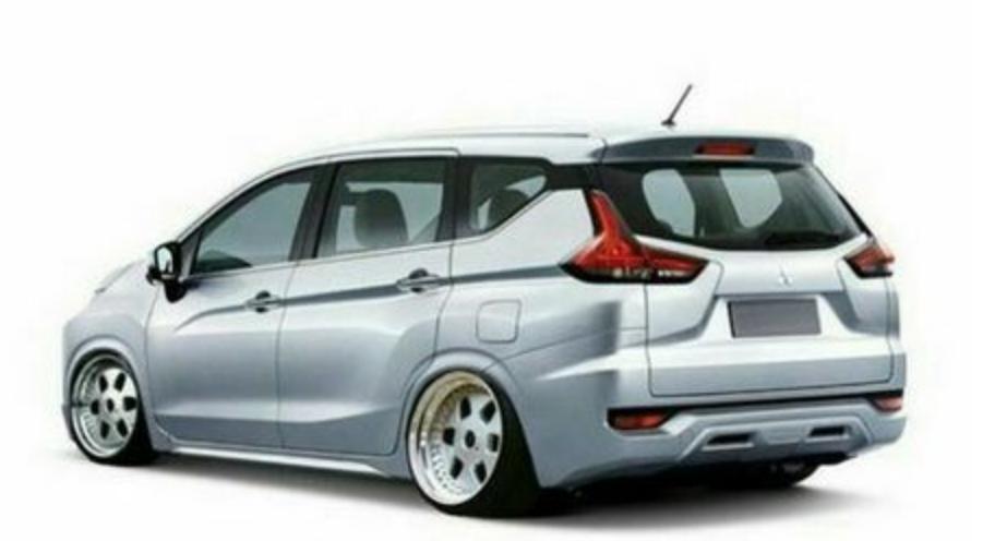 Modifikasi Mitsubishi Expander Ceper Mobil Daihatsu Toyota