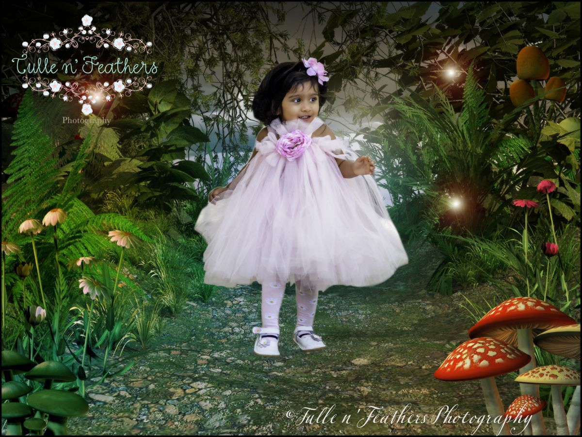 Fantasy themed photography for children. Great idea for a birthday party photo shoot for princess, ballerinas, fairies etc. Photography by Remy Ashe at Tulle n Feathers - www.tullenfeathers.com