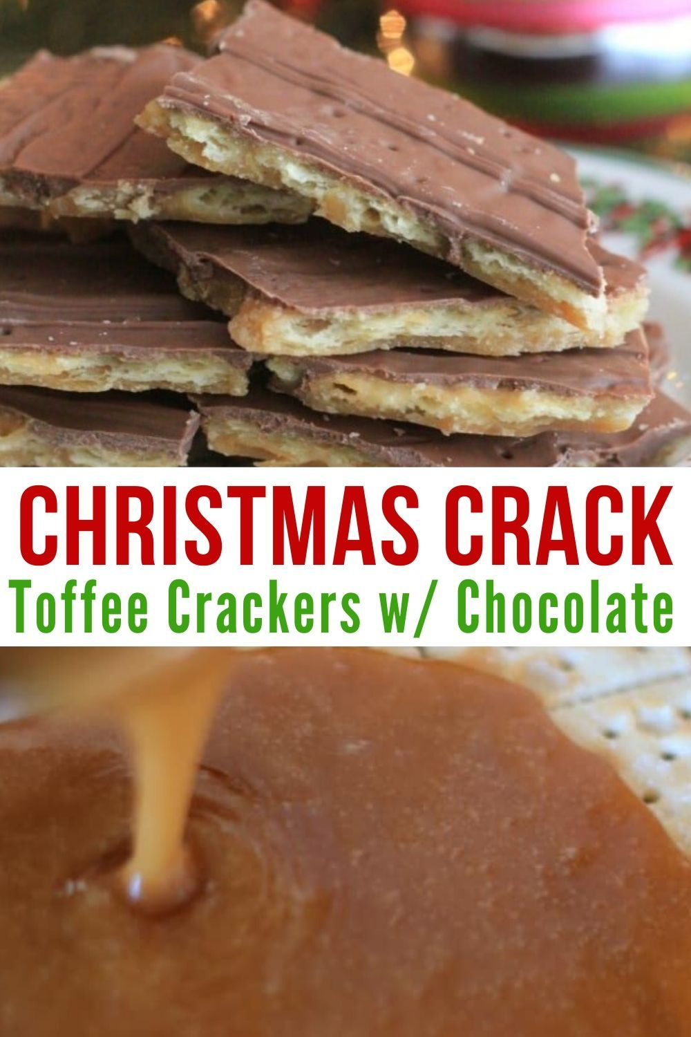 Mouthwatering Christmas Crack