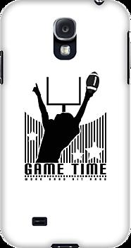 Game Time - Football (White)