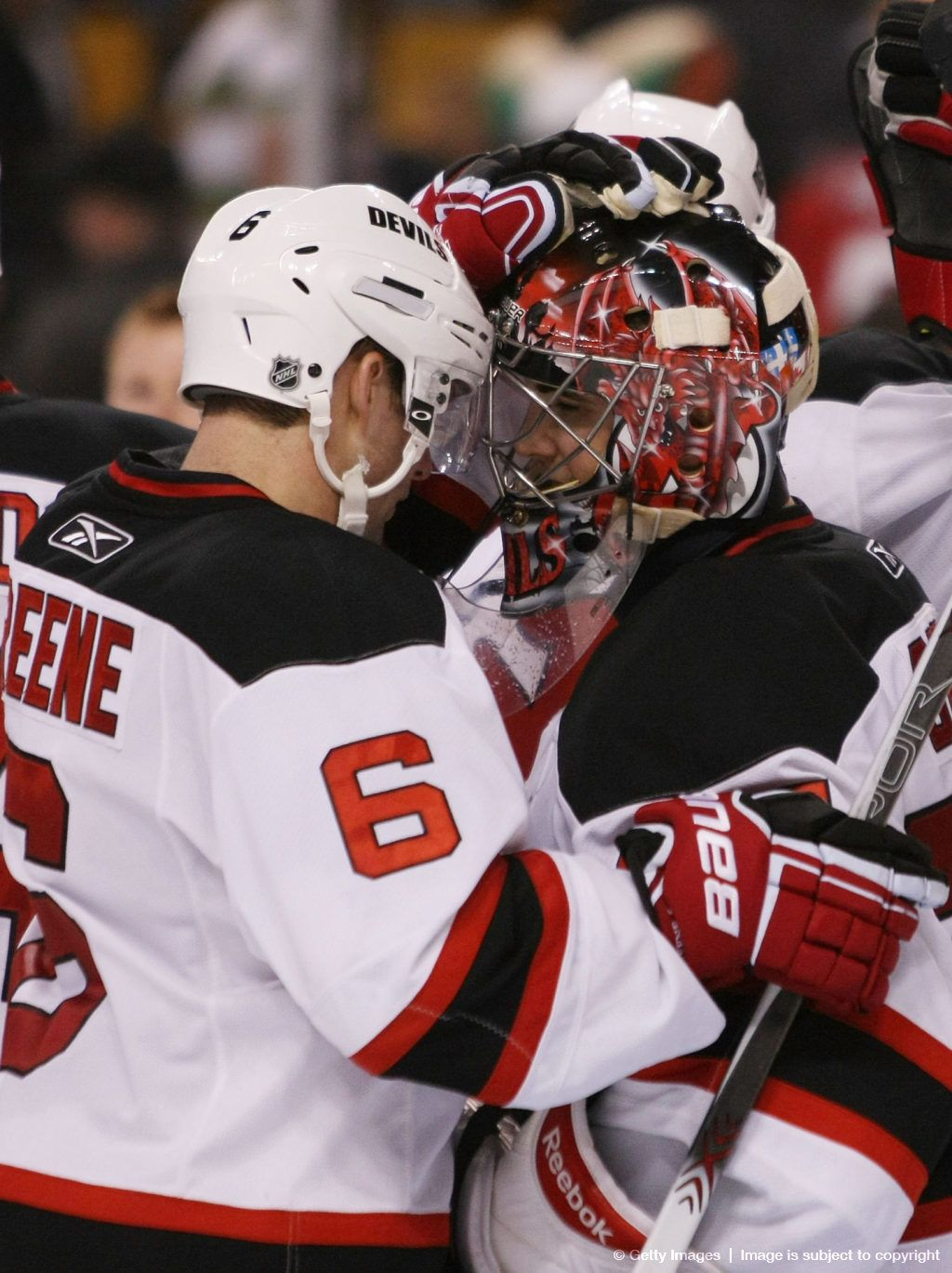 Pin by Hockey Hunks on The Helmet Bump New jersey devils