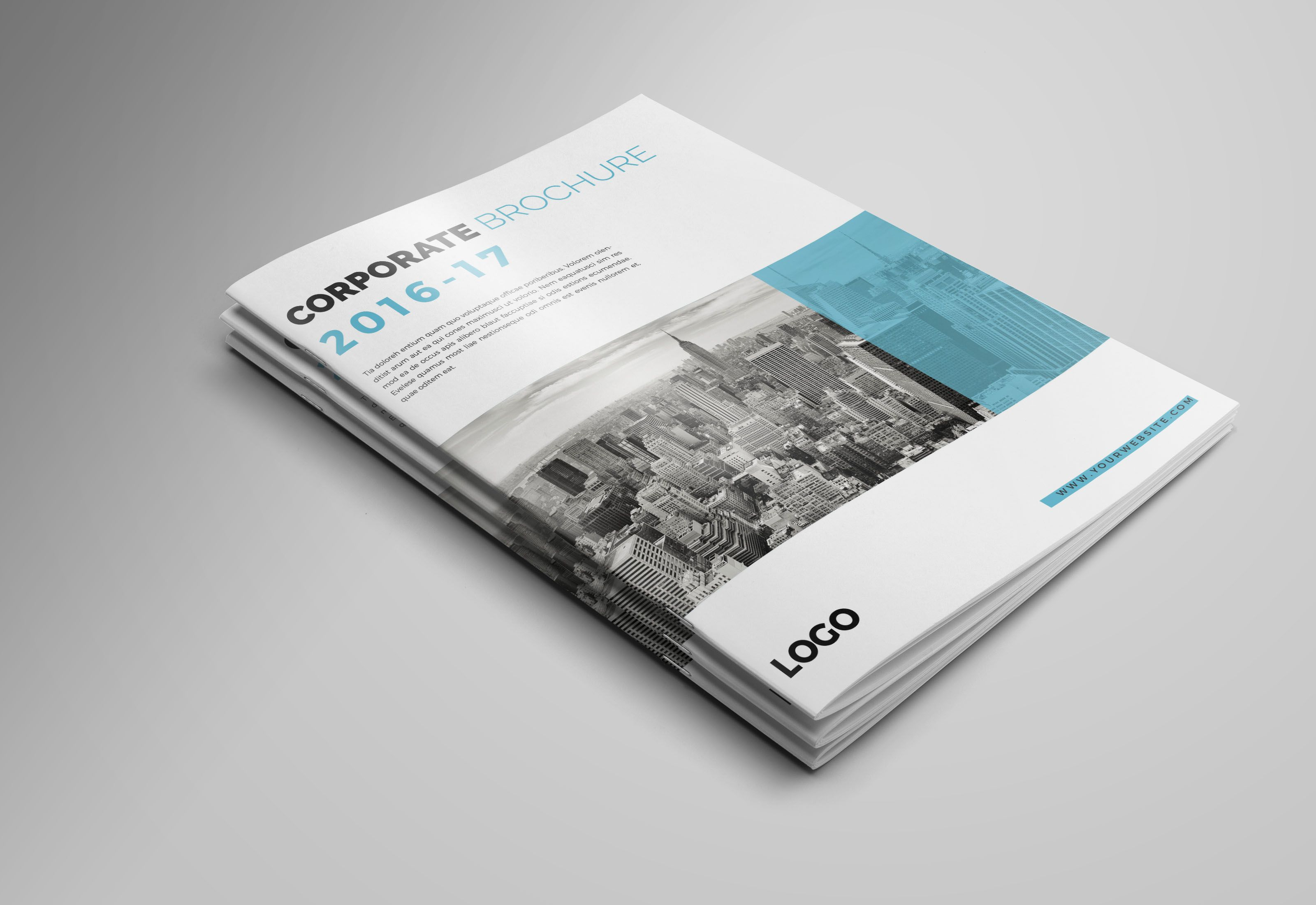 """Check out my @Behance project: """"Corporate 14 Page Brochure template"""" https://www.behance.net/gallery/45019259/Corporate-14-Page-Brochure-template"""