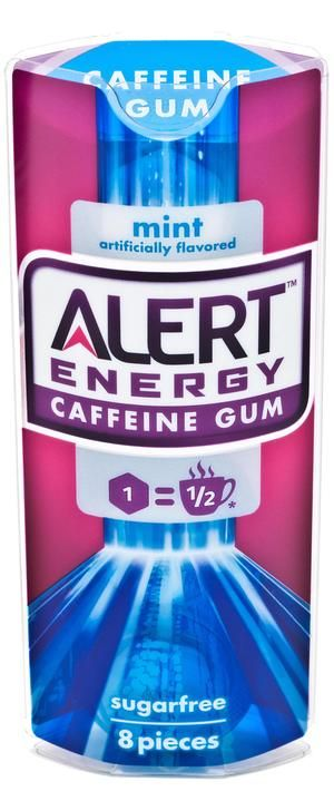 Caffeine-Laced Gum Has Energized The FDA | Health News