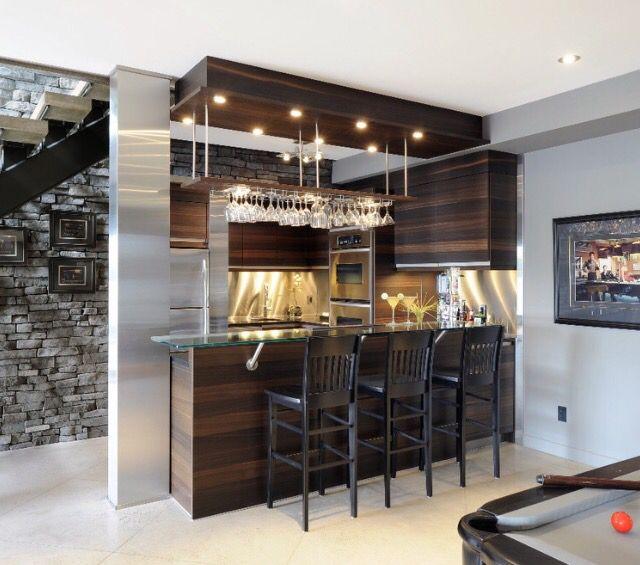 Minibar Ideas Desain Rumah Rumah Modern