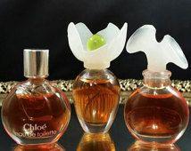 3 Mini Flacons Échantillon Parfum À Miniatures Chloé ulOkiTwXZP