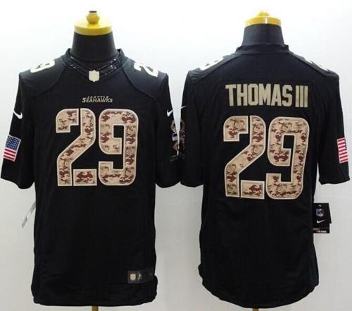 tyler eifert jersey nike seahawks 29 earl thomas iii black mens stitched nfl limited salute
