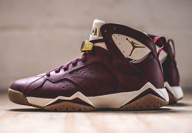 Nike Air Jordan VII 7 Cigar Size 10 Champagne