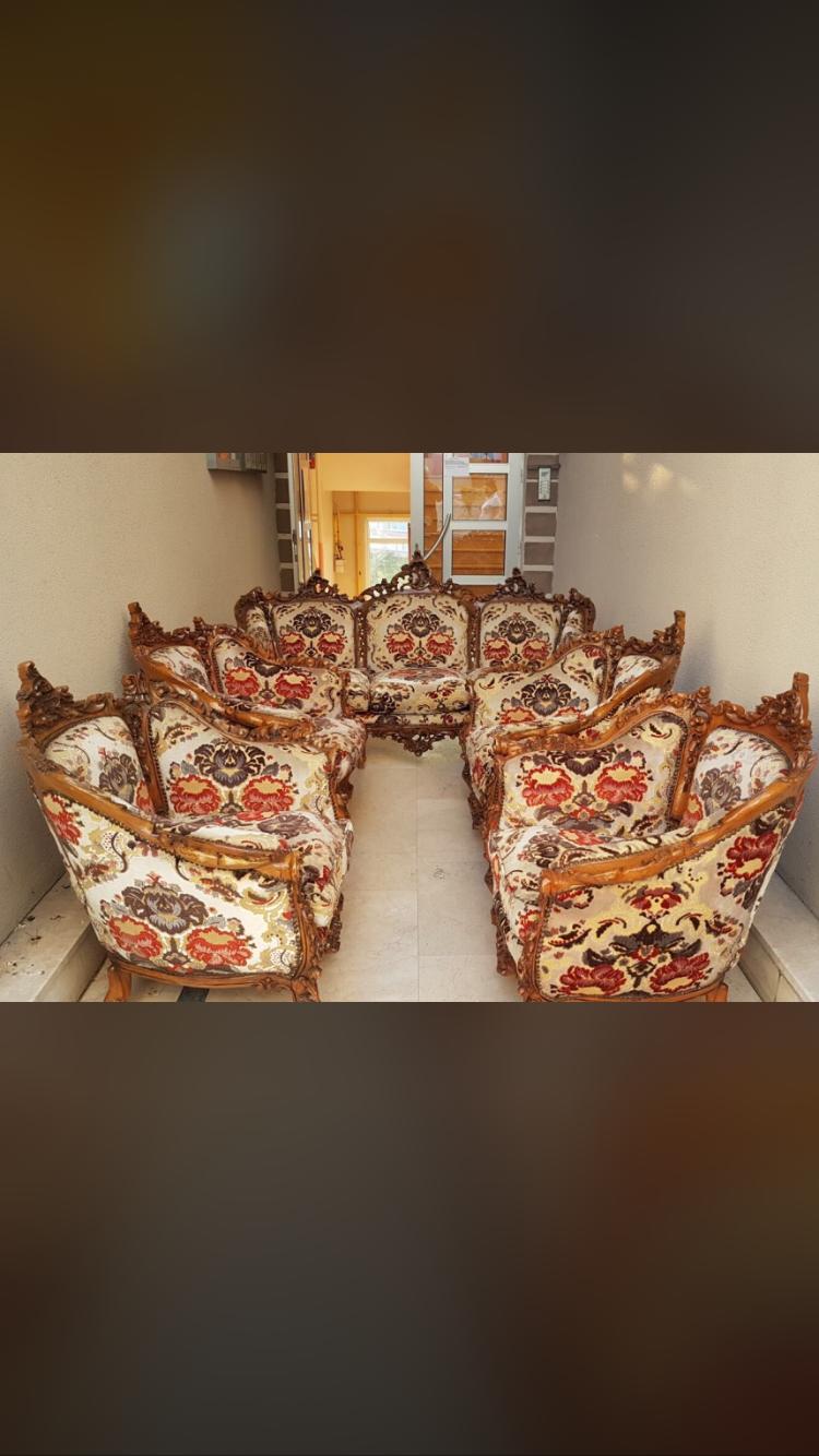 Erhan Adli Kullanicinin Antika Koltuk Takimi Panosundaki Pin Mobilya Koltuklar Antika