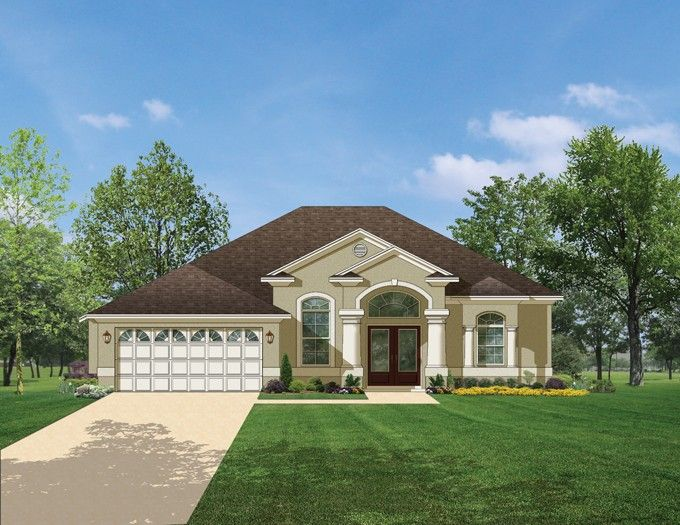 Home plan homepw76467 1623 square foot 3 bedroom 2 for Www homeplans com