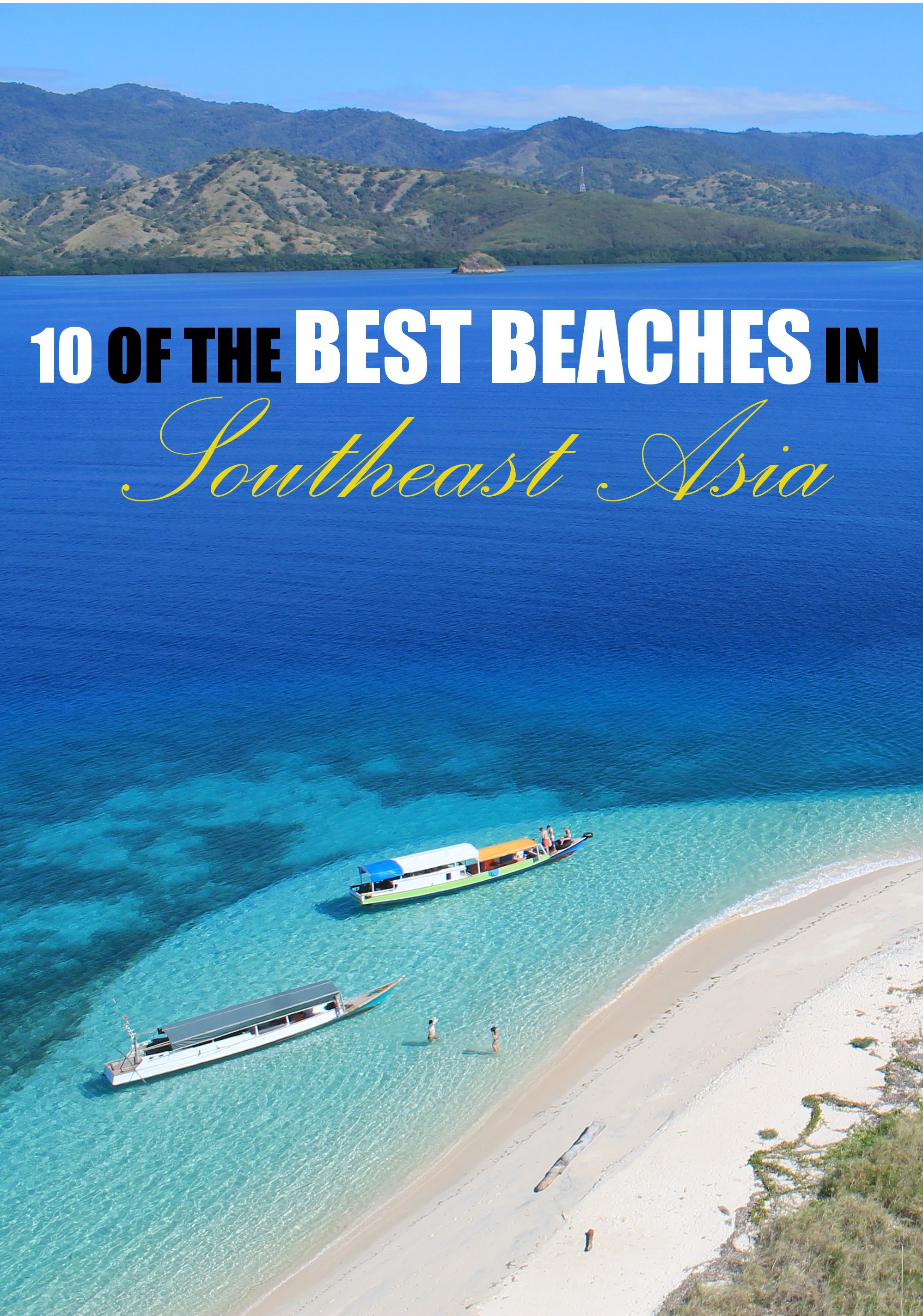 10 of the best beaches in southeast asia sun beaches for Best beaches in southeast us