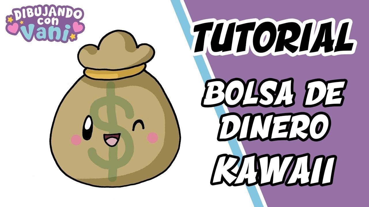 Como Dibujar Bolsa De Dinero Kawaii Dibujos Faciles Anime How To Dra Bolsas De Dinero Como Dibujar Kawaii