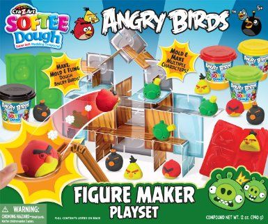 De tu telfono a la vida real Este juego de Angry Birds traer