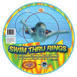 Swim Through Rings
