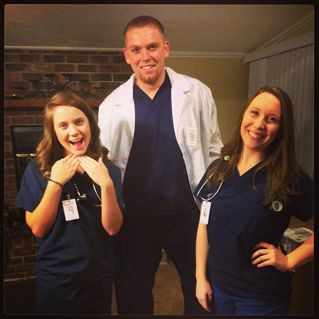 Greys Anatomy Anatomy Halloween Costumes And Costumes
