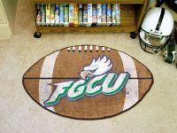 Florida Gulf Coast University Football Shaped Area Rugs. $22.99 Only