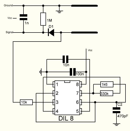 A Capacitive Soil Humidity Sensor Part 4 Humidity Sensor Arduino Sensor