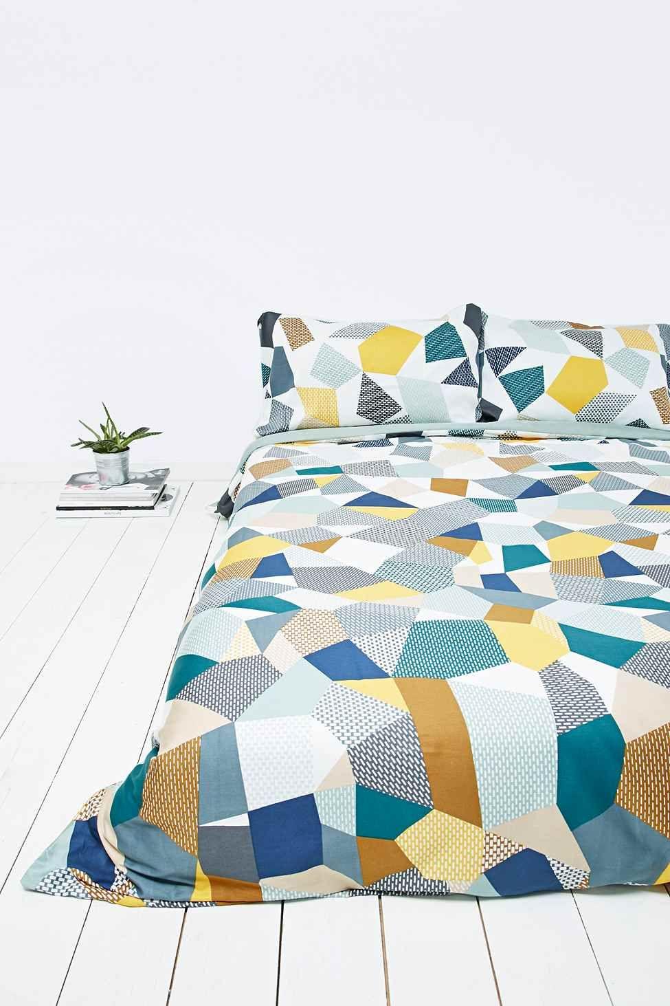 essenza gitte ensemble couette vert housse de couette bed linen pinterest couette. Black Bedroom Furniture Sets. Home Design Ideas