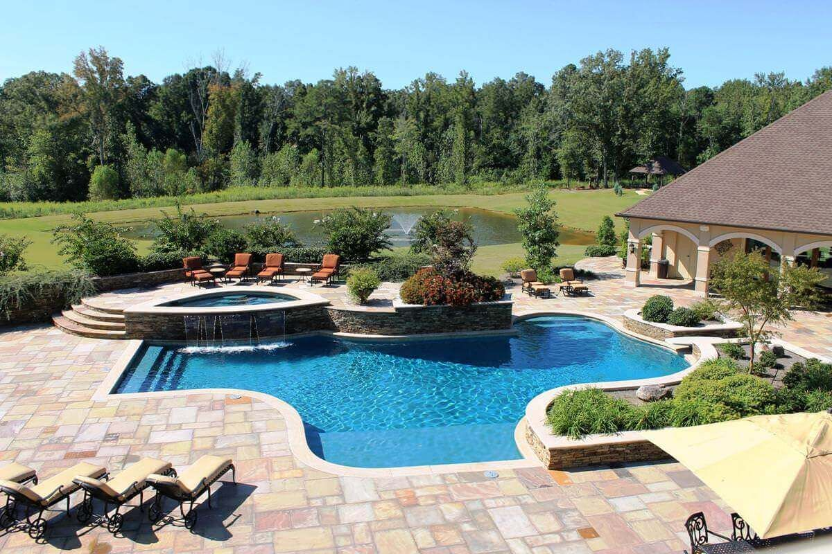 Small outdoor inground pools small inground pools ideas walsall home and garden design blog