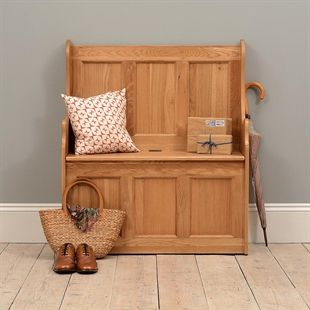 Hallway The Stunning Montague Oak Furniture Range (formerly Vancouver Oak  Furniture). Quality Solid Oak Furniture Everyone Will Love.