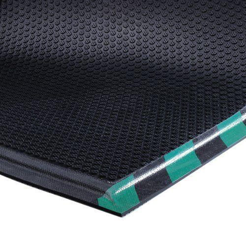 Crown Cd0023db Industrial Deck Plate Antifatigue Mat Vinyl 24 X 36 Black Cwncd0023db By Crown 72 42 Make Safety An Anti Fatigue Mat Mats Rugs On Carpet