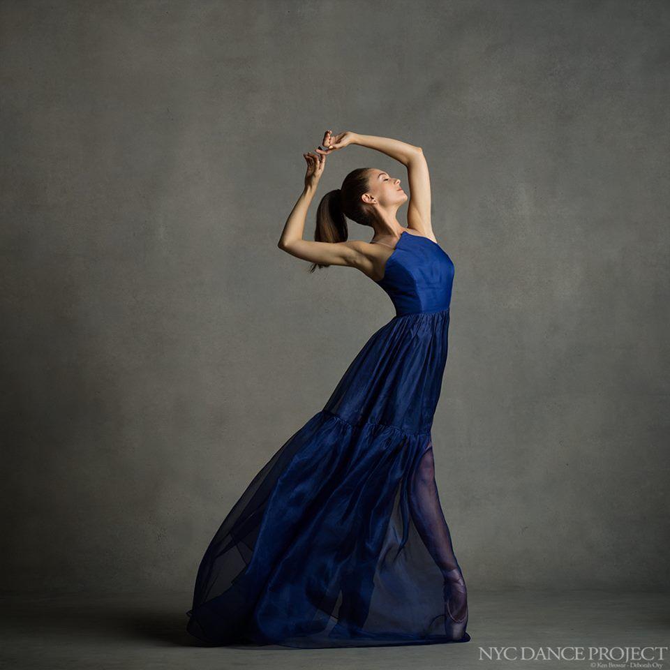 Волшебство танца в NYC Dance Project