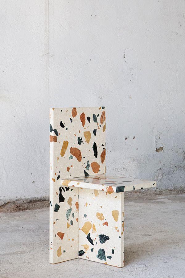 Marmoreal Max Lamb Mamoreal Terrazzo Furniture