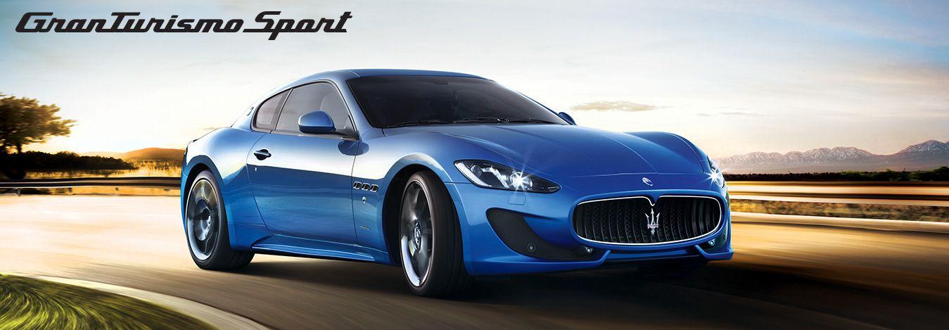Maserati GranTurismo Maserati sports car, Maserati