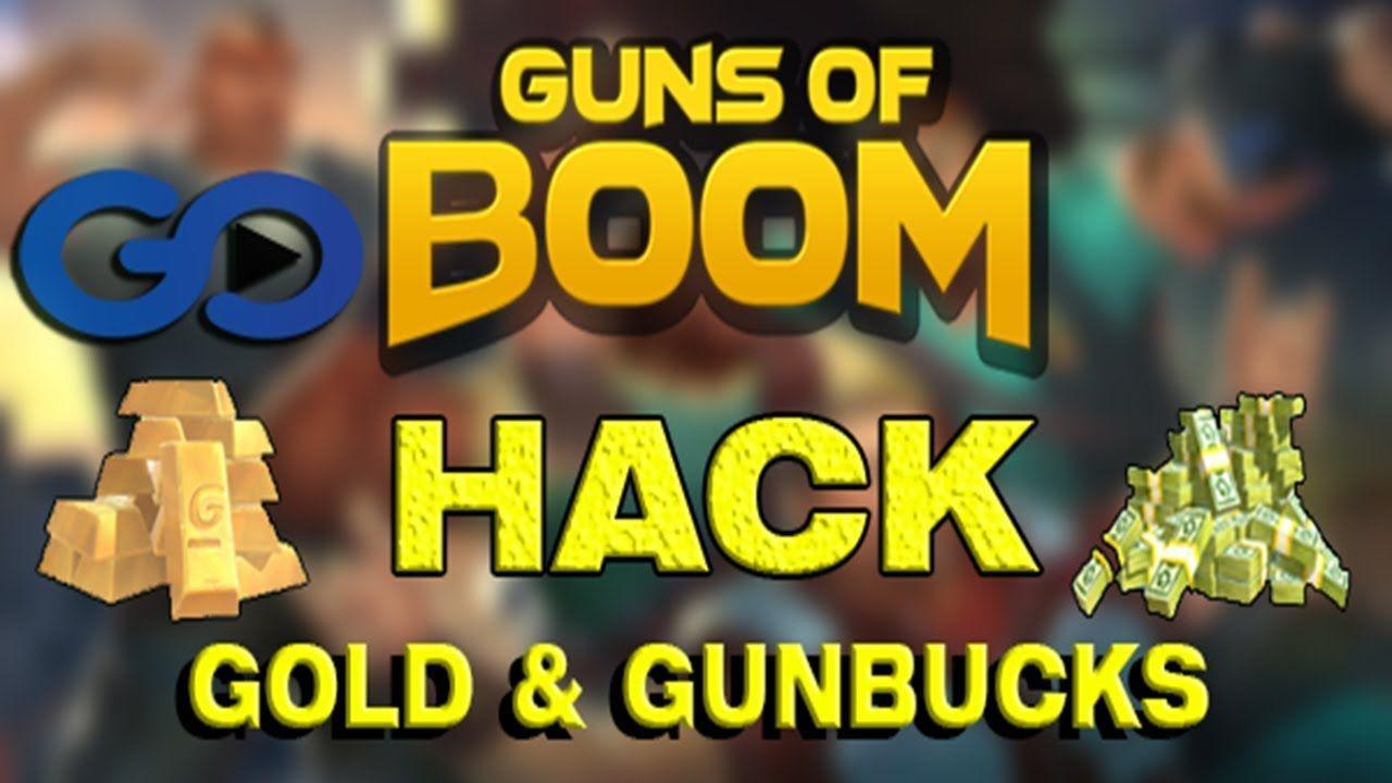 Guns of boom hack get free gold and bucks boom hacks