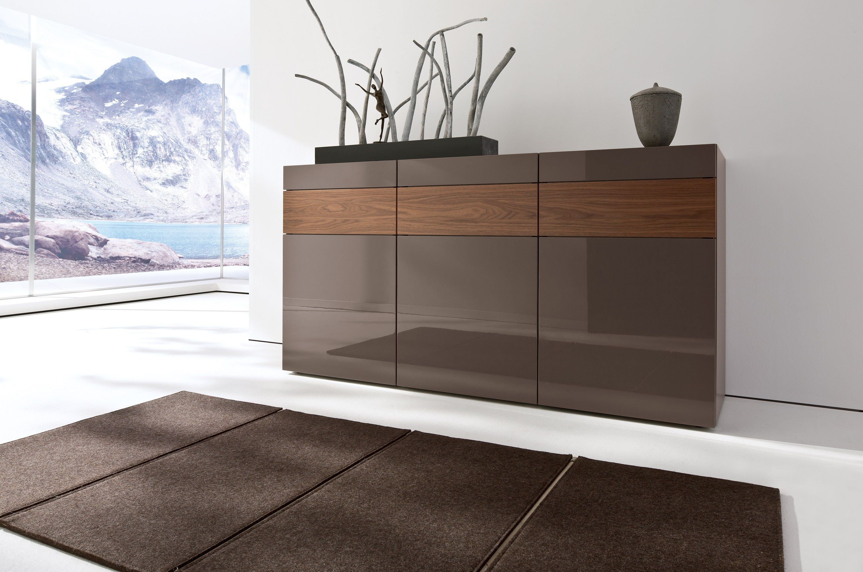 Neo Buffet Avec Tiroirs By Hulsta Werke Huls Contemporary Design Sideboard Home Decor