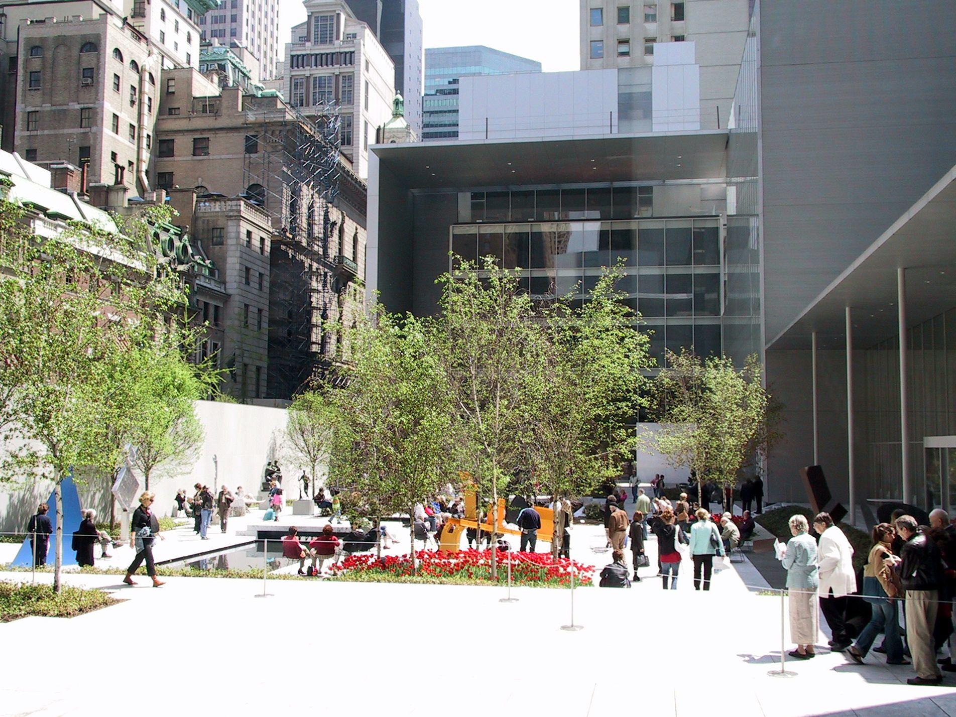 haters gon' hate...pero el MOMA tiene, quizás, la mejor colección de arte que he visto...