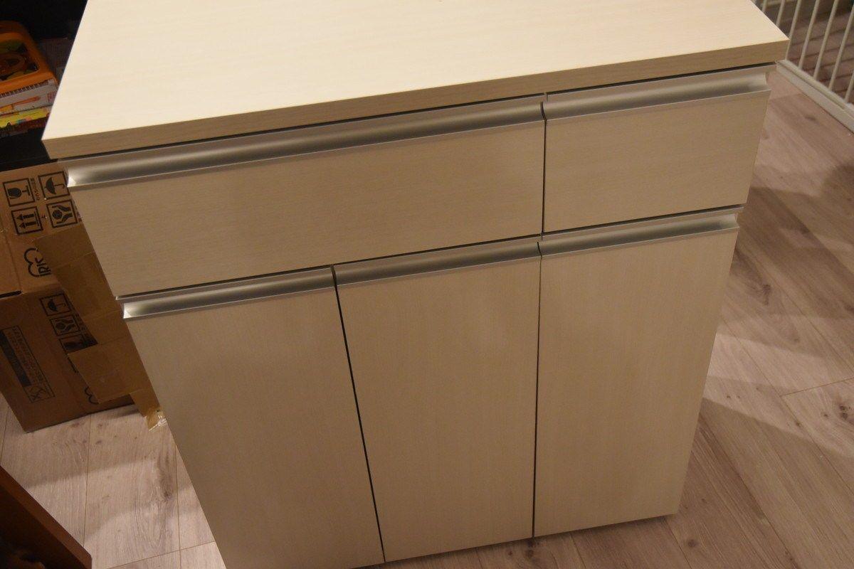 ボード キッチン ゴミ箱 収納 のピン