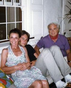 Audrey, Sean, and Barron Polan