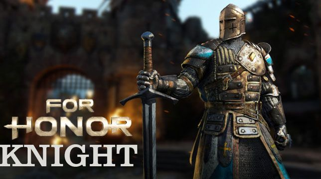 For Honor Trailer The Warden (Knight Gameplay) For