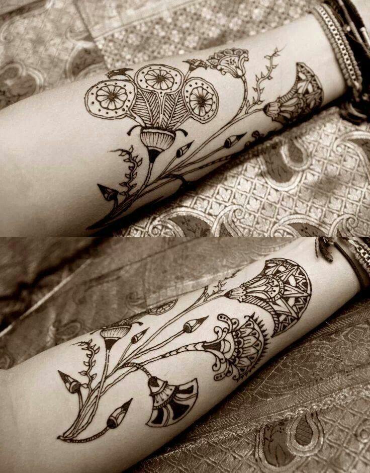 flower arm tattoo woman sleeve tattoo manchette tatouage fleur bras my best tattoos. Black Bedroom Furniture Sets. Home Design Ideas
