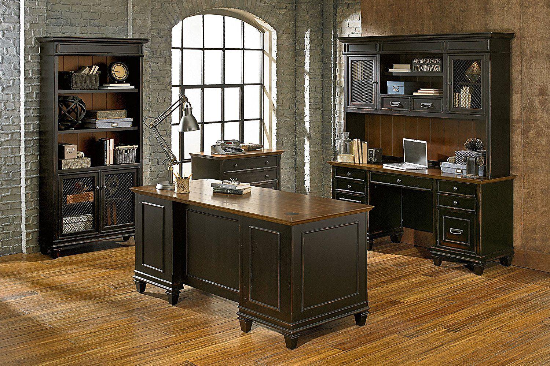 Amazon com martin furniture hartford credenza brown fully assembled kitchen dining