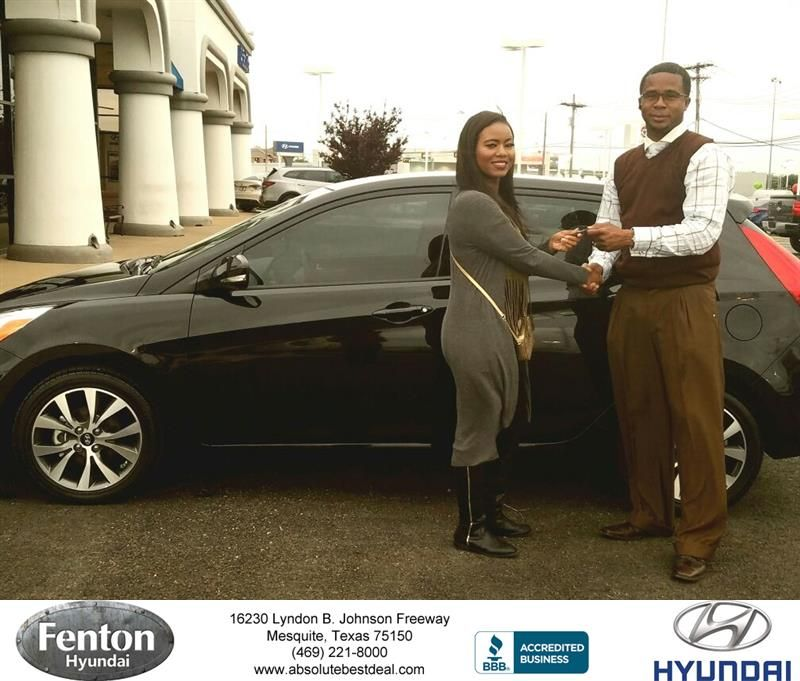 I must be honest and say that walking into the dealership I was a little skeptical. My credit isn't the best, but Kevin Beasley made me feel comfortable by sharing stories similar to my situation. He showed me my options and was very honest with me. After a couple of hours later I made a deal on a brand new car that only had 12 miles on it!! This is the first BRAND NEW car I have ever gotten. I would recommend this dealership to anyone!!! GO SEE KEVIN BEASLEY TODAY!!!! (:-Britney Dotie…