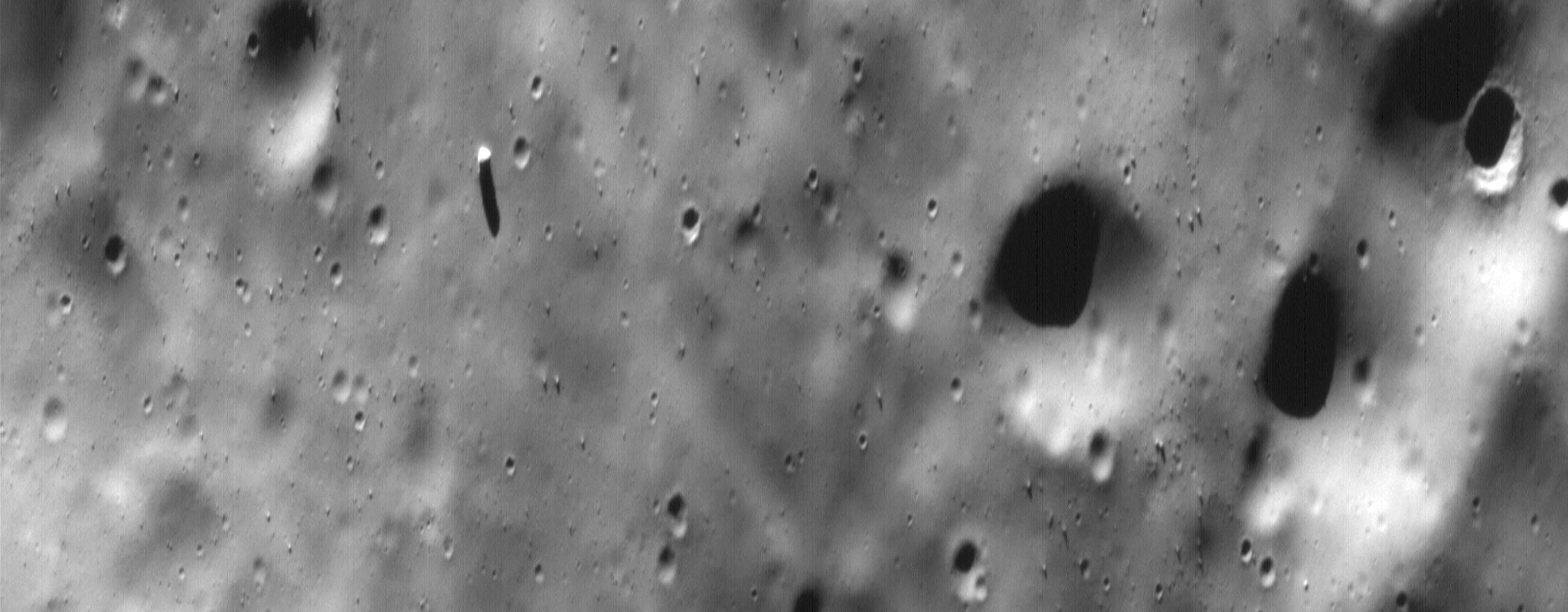 monolith on phobos one of the two martian moons the martian ancient romans shadow pinterest