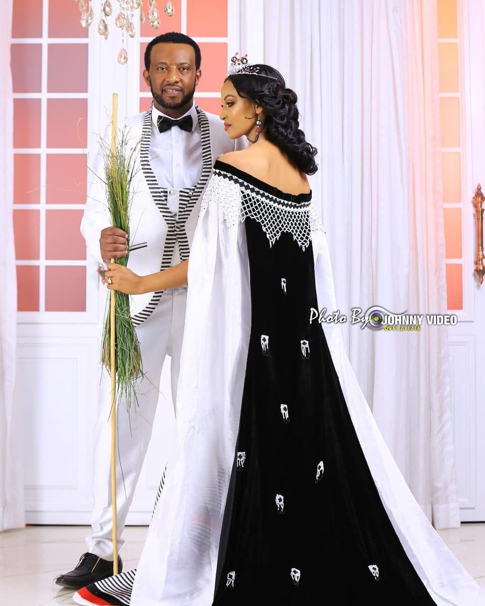 Instagram Post By Johnny Video Apr 24 2019 At 3 33am Utc Ethiopian Dress Ethiopian Traditional Dress Ethiopian Wedding Dress