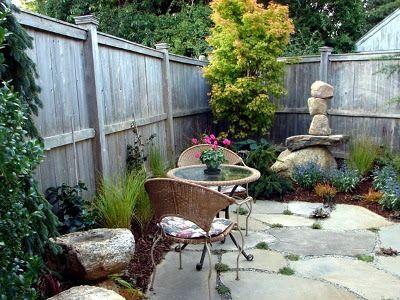 Ideas decoracion de jardines patio terraza estilo for Ideas para el patio trasero