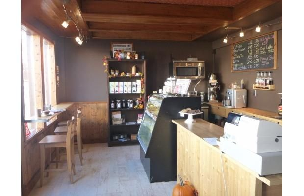 Small Coffee Shop Ideas: We Opened A Brand New Coffee Shop In A REALLY Small Space