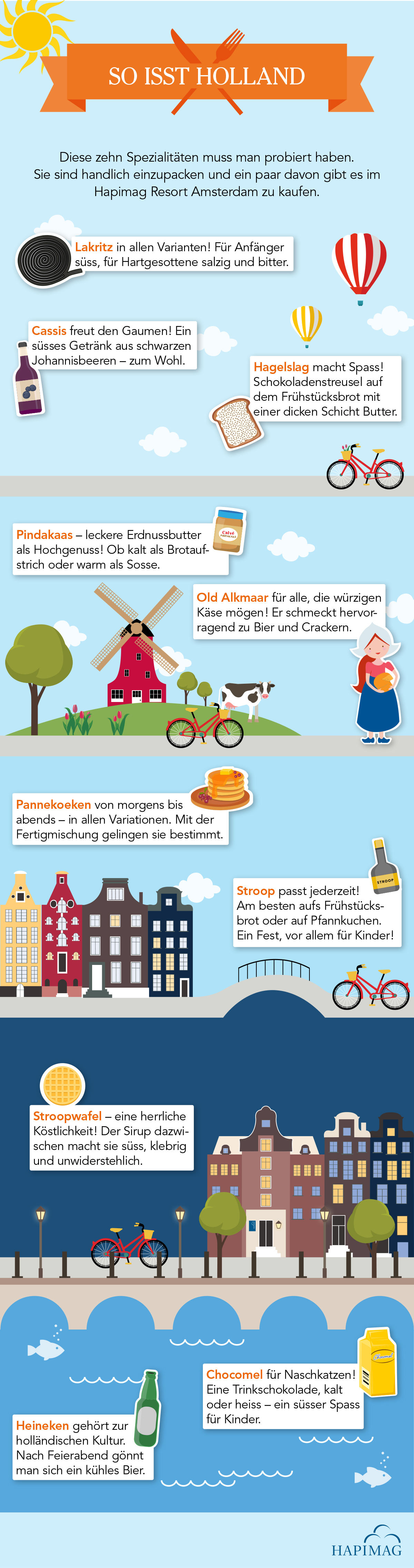 So isst Holland | Holland, Top ten and Hamburg