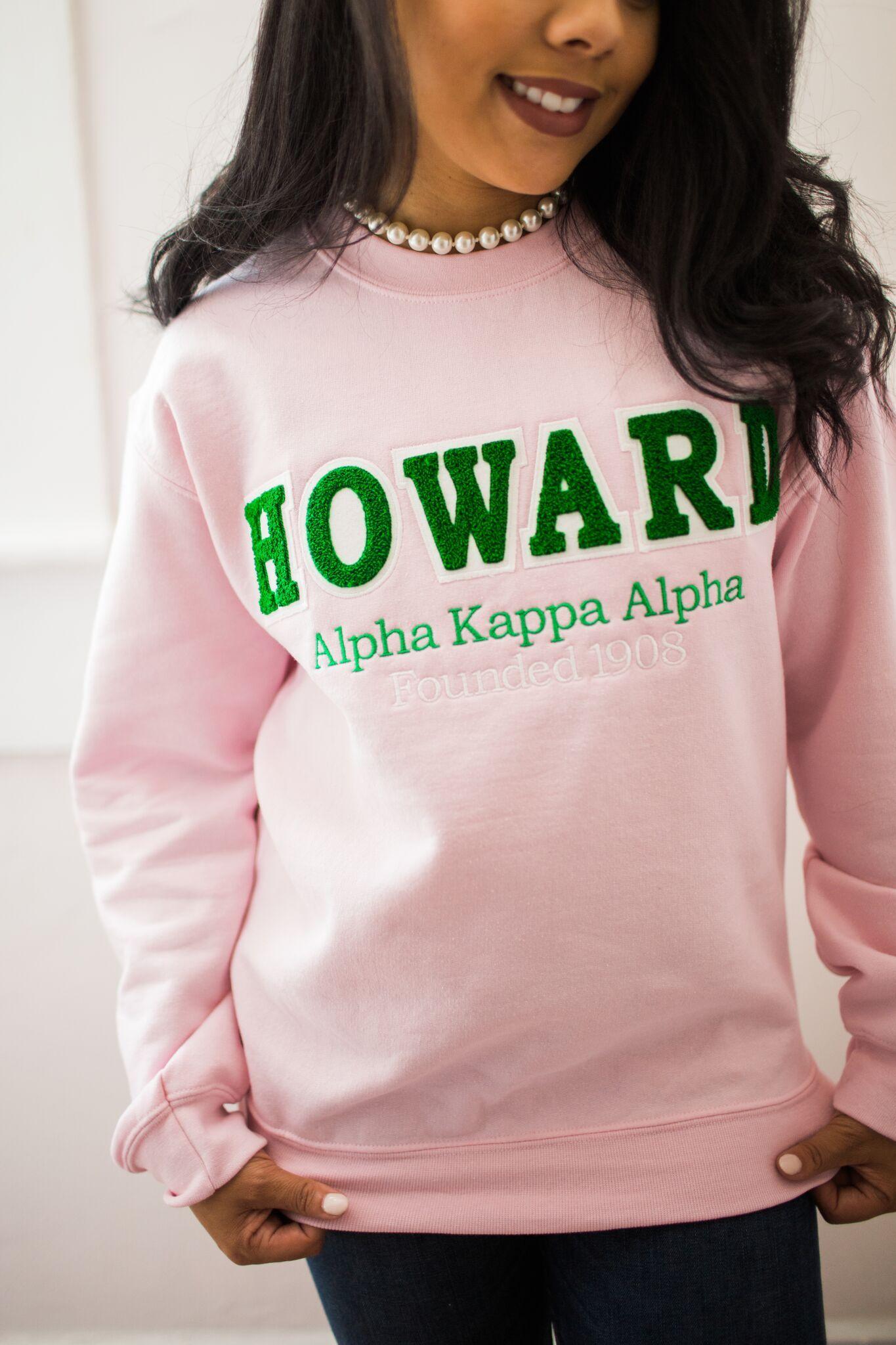 1908 Hoodie | AKA FOR LIFE | Greek clothing, Alpha kappa