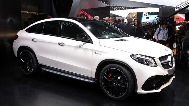 Mercedes General Motors >> Mercedes Benz Gle 63 Amg Coupe Wow Auto Show Pinterest