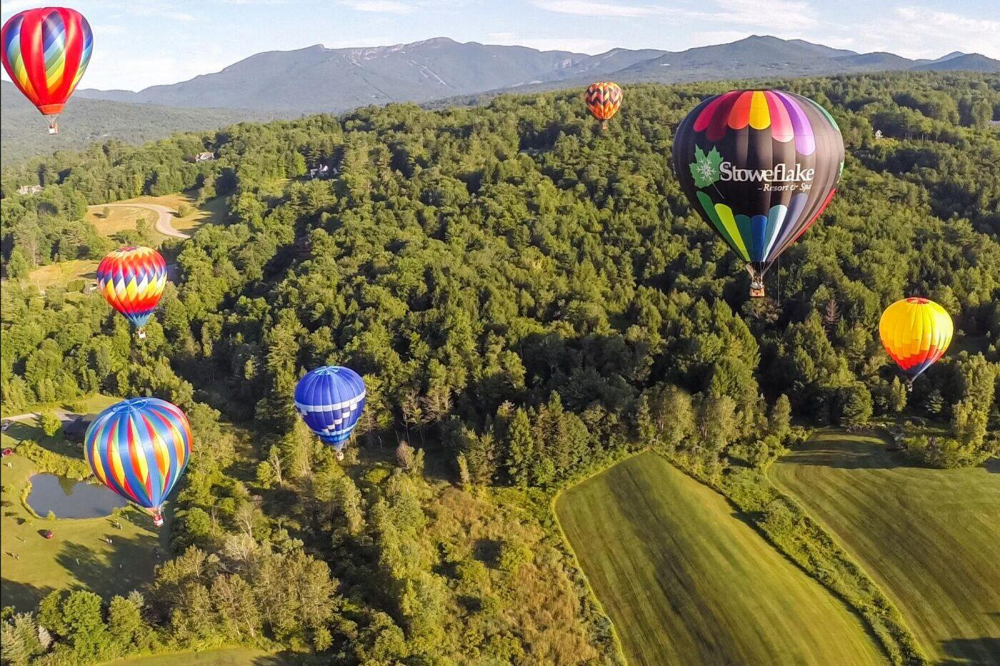 11 Magical Balloon Festivals in the United States in 2020