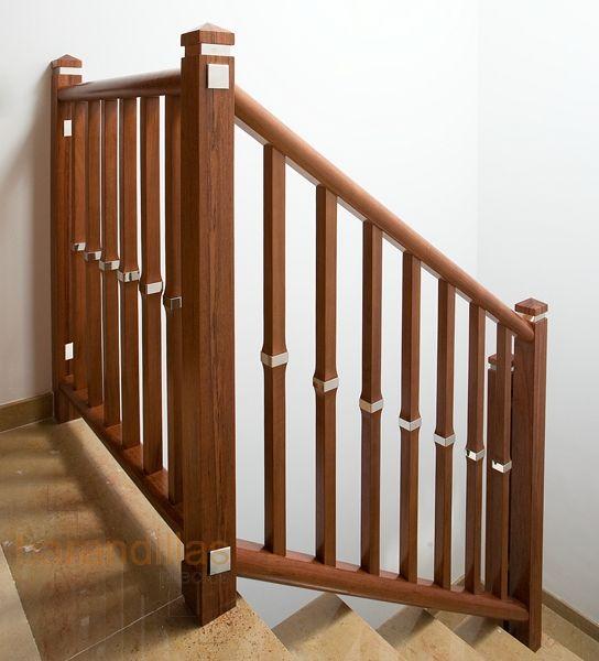 Pin de claudia garcia en escaleras en 2019 baranda - Baranda de escalera ...