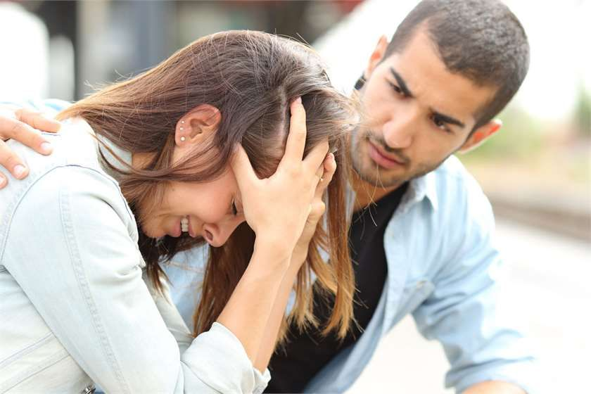 Dating someone with anxiety issues at work