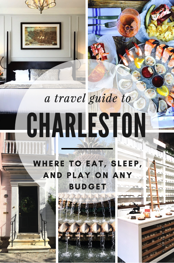 After a long-awaited time, we're finally heading down to Charleston to see what all the hype is about! Candy colored houses, cobblestone streets, and all the Southern cooking we've ever dreamed us is what is waiting for us in The Holy City. Use this weekend travel guide to Charleston to figure out where to eat, sleep, and play on any budget!
