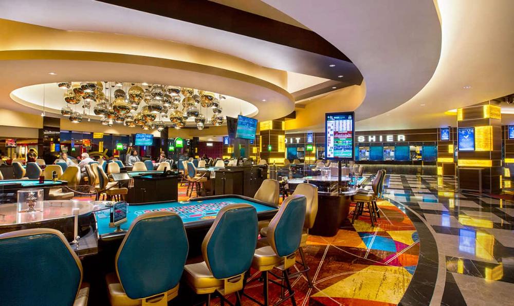 Tropicana Casino JESCO Lighting Group